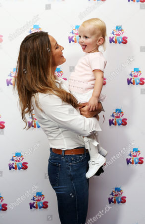 Sam Faiers and Nelly Samantha Shepherd