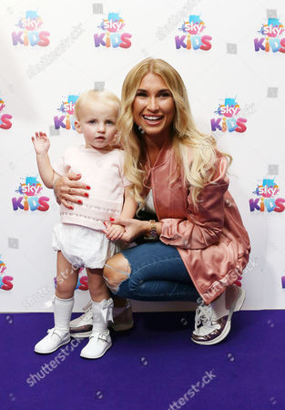 Billie Faiers and Nelly Samantha Shepherd