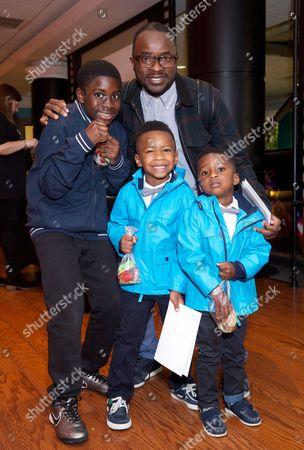 Femi Oyeniran and sons
