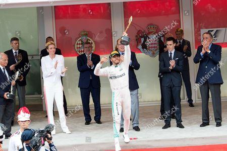 Editorial photo of Monaco Formula One 1 Grand Prix, Monte Carlo, Monaco - 29 May 2016