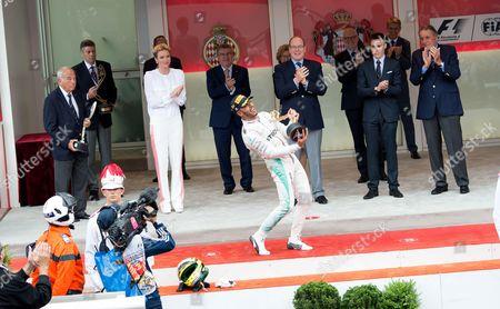 Editorial picture of Monaco Formula One 1 Grand Prix, Monte Carlo, Monaco - 29 May 2016
