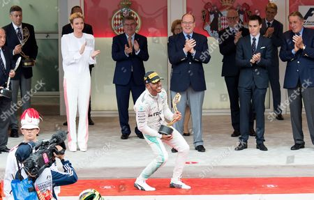 Editorial image of Monaco Formula One 1 Grand Prix, Monte Carlo, Monaco - 29 May 2016
