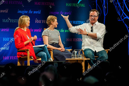 Editorial picture of Hay Festival, Powys, Wales, Britain - 29 May 2016