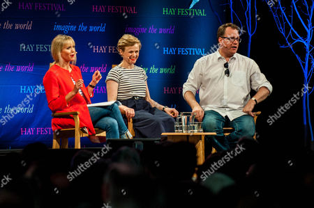 Editorial image of Hay Festival, Powys, Wales, Britain - 29 May 2016