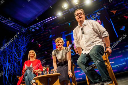 Clemency Burton-Hill Hill talks to Maxine Peake and Russell T Davies at the Hay festival