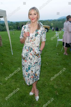 Editorial image of 7th Annual GQ Hay Festival dinner in association with Land Rover, Powys, Wales, Britain - 29 May 2016