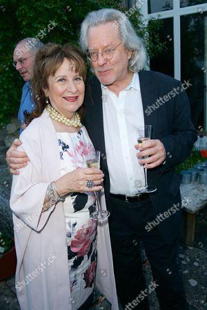 Helena Kennedy and AC Grayling