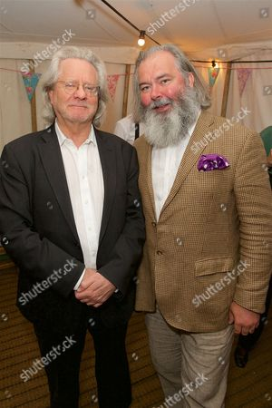AC Grayling and John Mitchinson