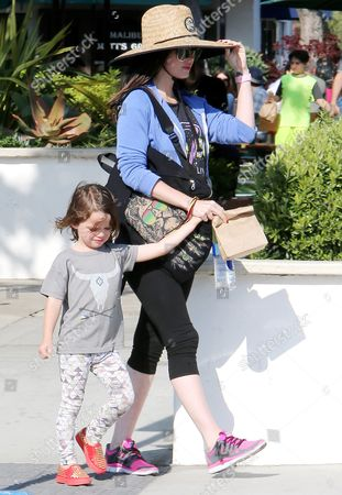 Editorial image of Megan Fox out and about, Los Angeles, America - 29 May 2016