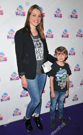Kate Ford and Otis Connerty