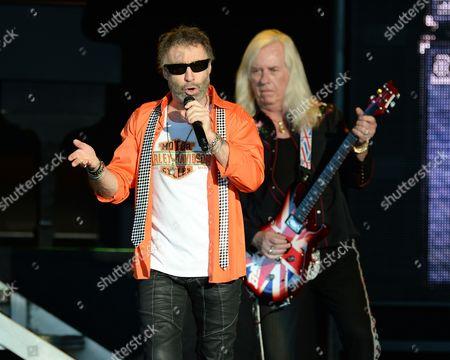 Paul Rodgers, Howard Leese - Bad Company