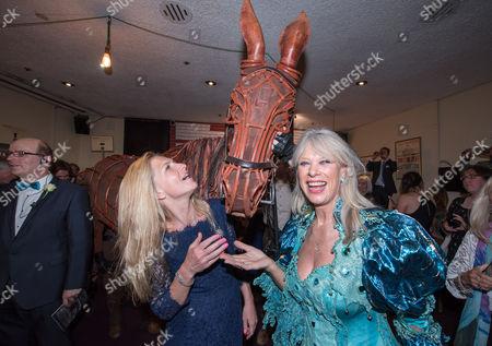 Claire Trehearne and Annette Lynton-Mason