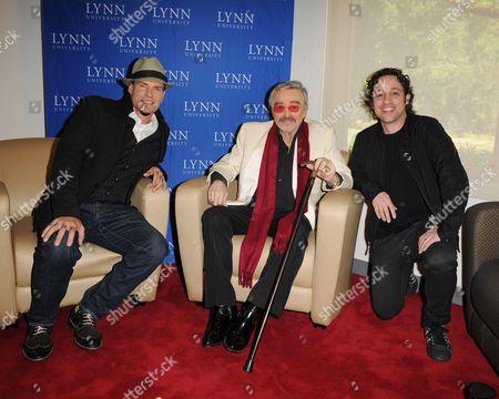 Vanilla Ice, Burt Reynolds, Thomas Ian Nicholas