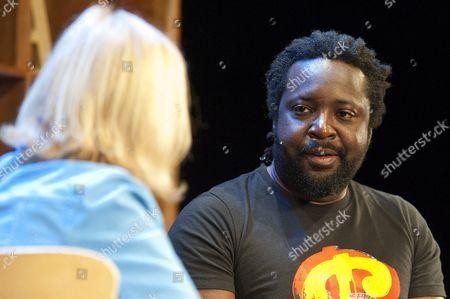 Marlon James, winner of the 2015 Man Booker Prize, talks to Martha Kearney