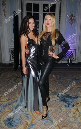 Raffaella Modugno and Natalia Kapchuk