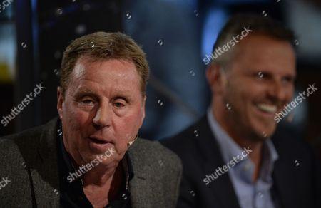 Harry Redknapp (L) and Dietmar Hamann