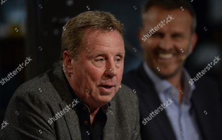Stock Photo of Harry Redknapp (L) and Dietmar Hamann