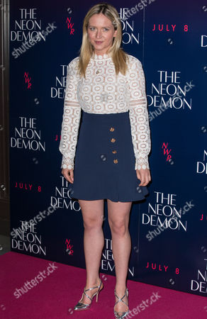 Editorial picture of 'The Neon Demon' film premiere, London, Britain - 31 May 2016