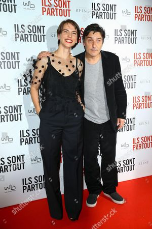 Editorial image of 'Ils Sont Partout' film premiere, Paris, France - 31 May 2016