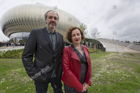 Editorial photo of Cite du Vin inauguration, Bordeaux, France - 31 May 2016