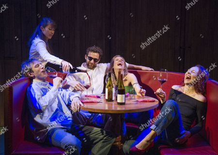 Daniel Weyman as Miles, Kirsten Hazel Smith as Victoria, Simon Harrison as Jack, Beth Cordingly as Terra, Ellie Perrcy as Maya
