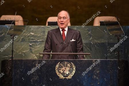 Ronald Lauder, President of the World Jewish Congress
