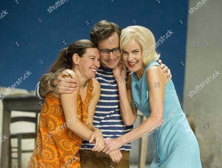 Stock Picture of Pippa Nixon, Sam Crane, Elizabeth McGovern