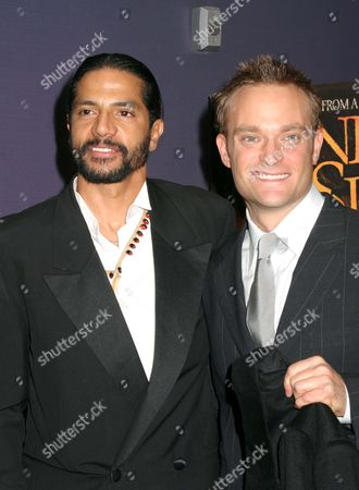 Louie Leonardo and Chad Allen