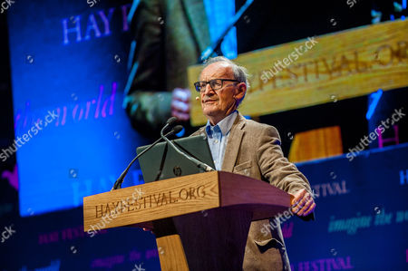 Editorial image of Hay Festival, Hay on Wye, Powys, Wales, Britain - 01 Jun 2016