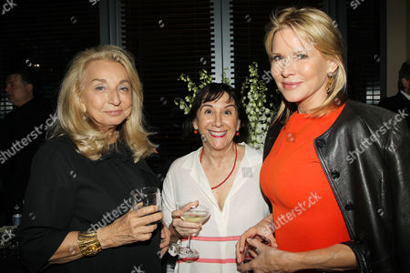 Eleanora Kennedy, Allison Silver and Patricia Duff