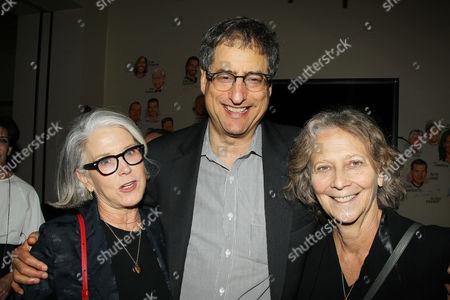 Elizabeth Cantillon, Tom Rothman and Naomi Foner
