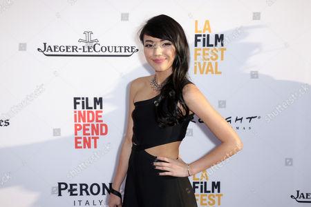 Editorial picture of +'Lowriders' film premiere, LA Film Festival, Los Angeles, America - 01 Jun 2016
