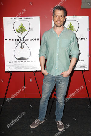 "Editorial picture of New York Special Screening of ""TIME TO CHOOSE"", America - 01 Jun 2016"