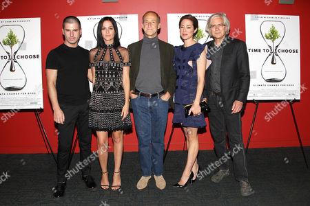 Geordon Nicol, Leigh Lezark, Charles Ferguson (Director), Audrey Marrs