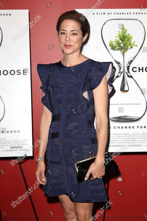 """Editorial image of New York Special Screening of """"TIME TO CHOOSE"""", America - 01 Jun 2016"""