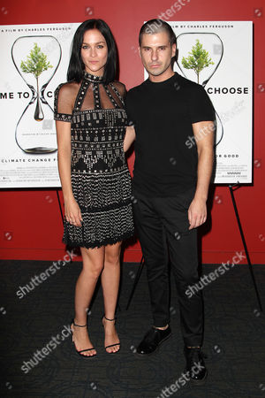 Leigh Lezark and Geordon Nicol (The Misshapes)