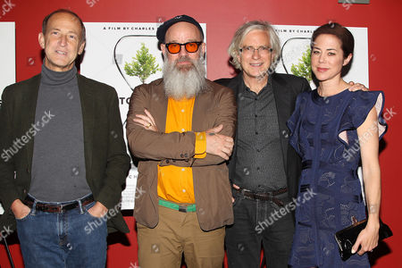 Charles Ferguson (Director), Michael Stipe, Tom Dinwoodie and Au