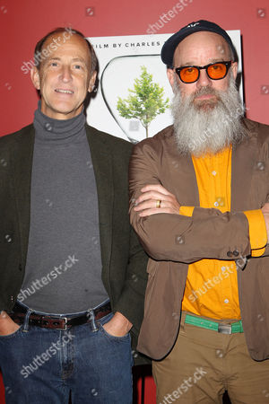 Charles Ferguson (Director) and Michael Stipe