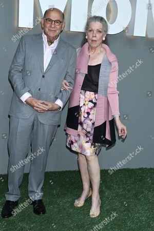 Stock Image of Joel Shapiro and Ellen Phelan