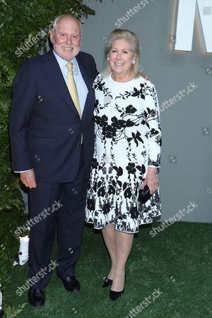 Michael Lynne and wife Ninah Lynne