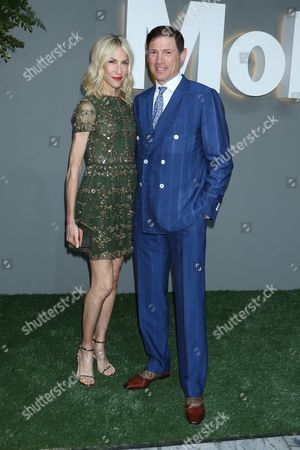 Editorial picture of The Museum of Modern Art Party in the Garden, New York, America - 01 Jun 2016