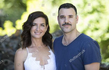 Miquel Fernandez and Belen Lopez