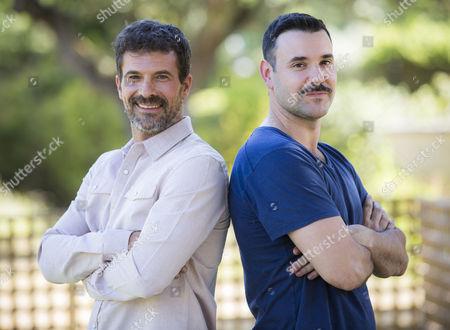 Rodolfo Sancho and Miquel Fernandez