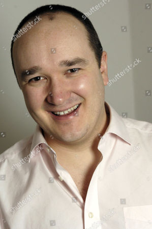 Stock Image of Dominic Sandbrook