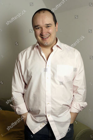 Stock Picture of Dominic Sandbrook