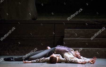Leading Soloist Dreda Blow and Premier Dancer Javier Torres perform the lead roles of Jane Eyre and Mr Rochester