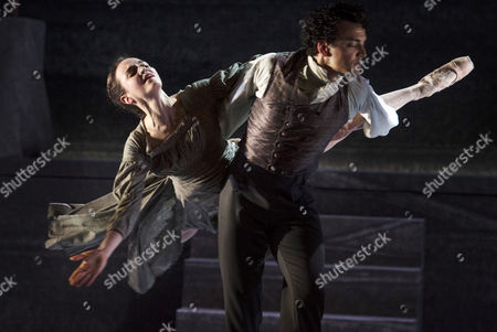 Editorial photo of Jane Eyre ballet, Richmond Theatre, London, Britain - 31 May 2016