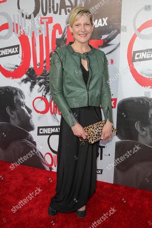 Editorial image of 'Outcast' TV series premiere, Los Angeles, America - 01 Jun 2016