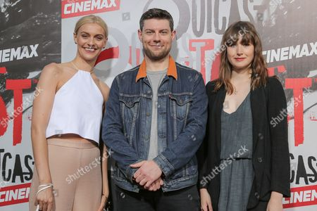 Julia Crockett, Patrick Fugit, Kate Lyn Sheil