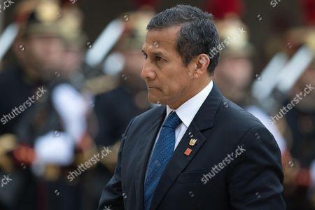 Ollanta Humala, President of Peru